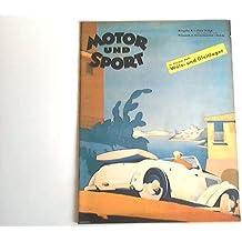 Das Motorblatt für Alle. Unabhängige illustrierte Wochenschrift für das gesamte Motorwesen, 13. Jahrgang 1936. Heft 46