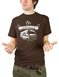 Balcony Shirts 'Let's Cook' Mens T Shirt