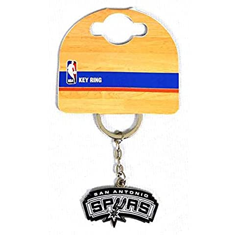 San Antonio Spurs Official Basketball Gift Keyring - A Great
