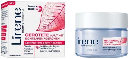Lirene - Gerötete Haut - Pflege bei sichtbarer Couperose (50 ml)