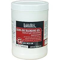 Liquitex–620Professional lucida vernice, Acrilico, Slow Dri Farbmischgel 946 ml, Gel Medien