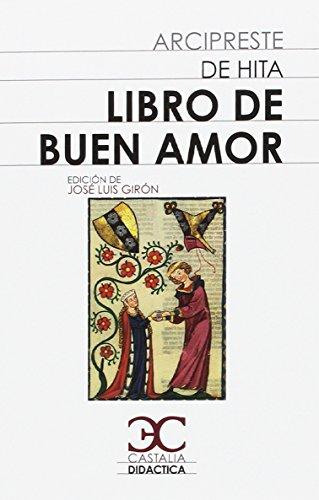 Libro de Buen Amor                                                              . (CASTALIA DIDACTICA. C/D.)