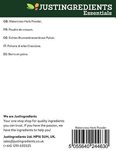 JustIngredients Essential Watercress Herb Powder 1 Kg
