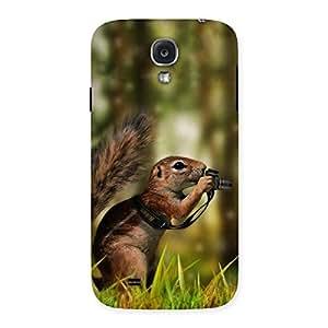 Cute Squirrel Multicolor Back Case Cover for Samsung Galaxy S4