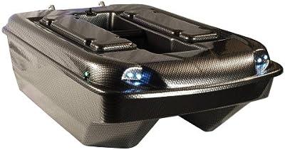 Carp Madness X de Jet Forro (2,4GHz, con Echolot RF15e, aspecto carbono