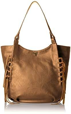 Baggit L Satak Bindas Women's Shoulder Bag (Mustard)