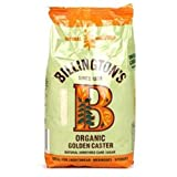 Billingtons Org Golden Caster Sugar 500 g (order 10 for trade outer)