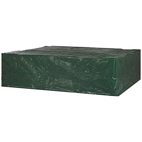 Ultranatura 1168 Cubierta para Muebles de jardín, Verde, 250x210x75 cm