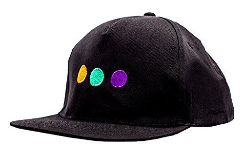Marco Mengoni - Cappello PIC 2/2 Cappello, unisex, nero, Taglia unica