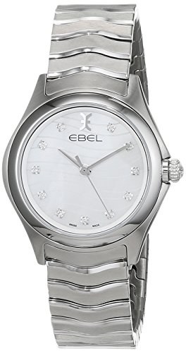 Ebel Damen-Armbanduhr 1216267