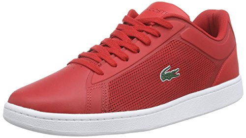 Lacoste ENDLINER 116 2 SPM Herren Sneakers Rot (RED 047)