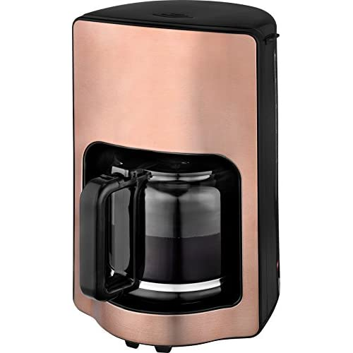 41dLbmtKRHL. SS500  - Team Kalorik TKG cm 1220 K KALORIK Design Filter Coffee Maker with 15 Cup Capacity, 1000 W, 1.5 liters, Bronze