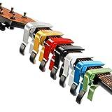 Kapodaster für E-Gitarre von Donner - 4