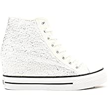 converse all star alte con tacco