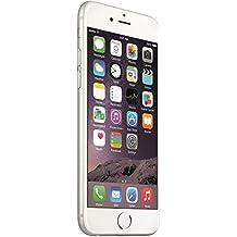 "Apple iPhone 6 - Smartphone libre iOS (pantalla 4.7"", cámara 8 Mp, 64 GB, Dual-Core 1.4 GHz, 1 GB RAM), plateado"