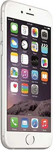 Apple iPhone 6 16GB Grigio [Italia] Argento