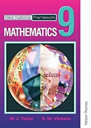 [New National Framework Mathematics 9 Core Pupil's Book] (By: M. J. Tipler) [published: May, 2004]