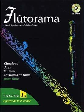 Hit Diffusion - Fltorama Vol. 1A - Etivant D. / Cravero C.