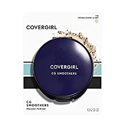 CoverGirl Smoothers Pressed Powder Foundation Translucent Light(N)710 0.32 Ounce Package