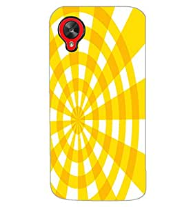 LG GOOGLE NEXUS 5 ILLUSSION Back Cover by PRINTSWAG
