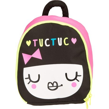 Tuc Tuc Mochila Infancia Niña Colección People
