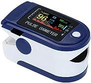Moobody Pulsossimetro - Pulsossimetro da Dito Display OLED Sensore di Ossigeno nel Sangue Saturazione Mini Mon