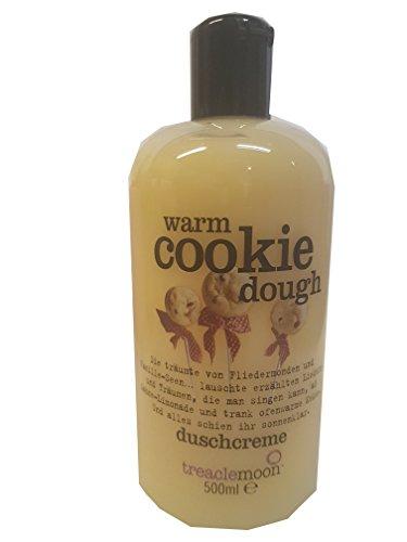 Treaclemoon warm cookie dough Duschcreme 500 ml - Cookie Duschgel