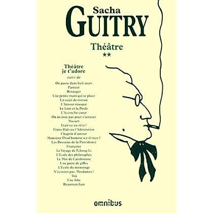 Théâtre, je t'adore T2 (nouvelle édition) (2)