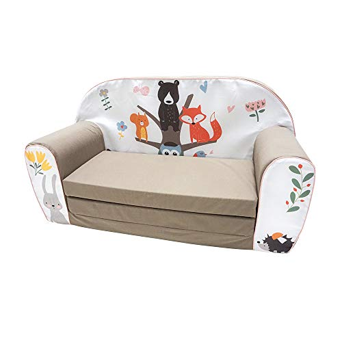 """Knorrotys 68448 - Kindersofa """"Forest"""""""