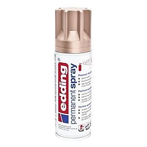 CREATIV DISCOUNT ® NEU Permanent Spray 200ml, Rosé Gold Seidenmatt