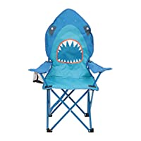 Mountain Warehouse Kids Mini Character Chair - Lightweight, Durable, Wipe Clean Seat - Best for Picnics, Garden, Outdoor