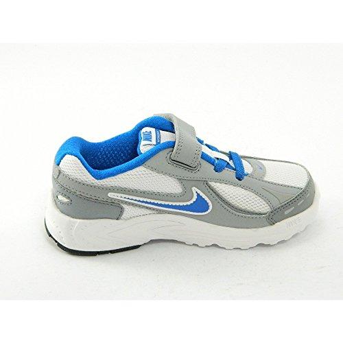 Nike Incinerate 444024-104 Enfant Chaussures Blanc Gris