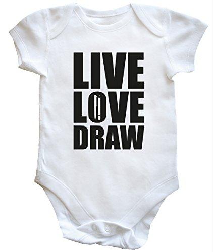 hippowarehouse-live-love-draw-baby-vest-boys-girls