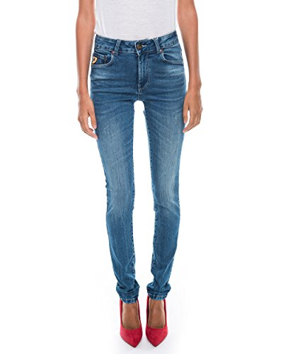 LOIS MUJER--MujerSize-Talla_color Jeans