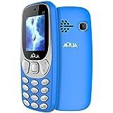 Aqua J3 (1.8 inch Display, 800 Mah Battery, Blue)