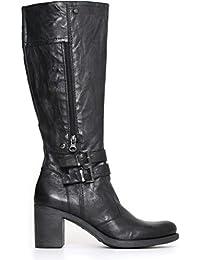 Nero giardini stivali scarpe da donna scarpe e borse - Amazon scarpe nero giardini ...