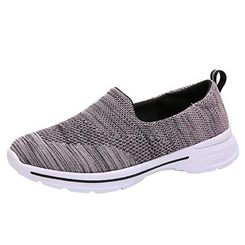 Damen Laufschuhe Herren Sneaker Straßenlaufschuhe Sportschuhe Turnschuhe Outdoor Leichtgewichts Freizeit Atmungsaktive Fitness Schuhe