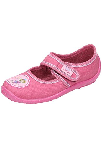 Prinzessin Lillifee Mädchen Hausschuhe, pink, 230209-43 Rosa (Pink)