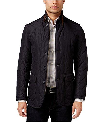 Barbour MQU0508NY71 QUILTED LUTZ giubbotto piumino giacca jacket uomo man blu Medium