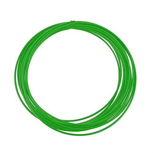 DEtrade 1,75 mm Filament Spule DruckenVerbrauchsmaterial für 3D Drucker oder 3D Stift ABS-Mehrfarben-Druckmaterial 1 Rolle haben 5M (D)