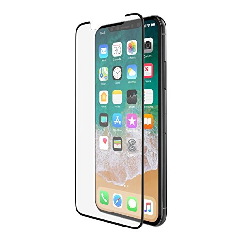 Belkin ScreenForce TemperedCurve Displayschutz (geeignet für iPhone XS/X)