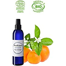 Amazon Fr Eau Florale De Fleur D Oranger Bio