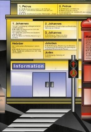 Die Bibel im Überblick: Das Plakat zur Bibelkunde