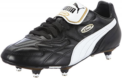 Puma King Pro Sg, Chaussures de Football Homme Black