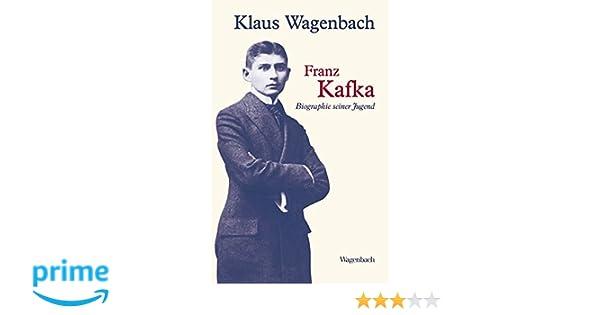 franz kafka biographie seiner jugend sachbuch amazonde klaus wagenbach bcher - Franz Kafka Lebenslauf
