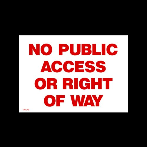 no-public-access-or-right-of-way-plastic-sign-misc119-no-parking-private-property-access-disabled-pa
