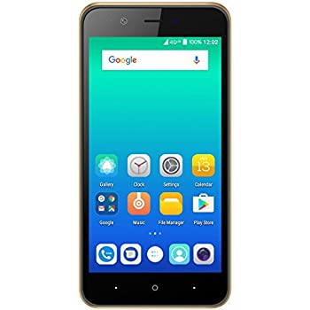 Micromax Spark 4G Prime (Champagne Gold): Amazon in: Electronics