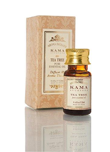 Kama Ayurveda Tea Tree Pure Essential Oil, 12ml