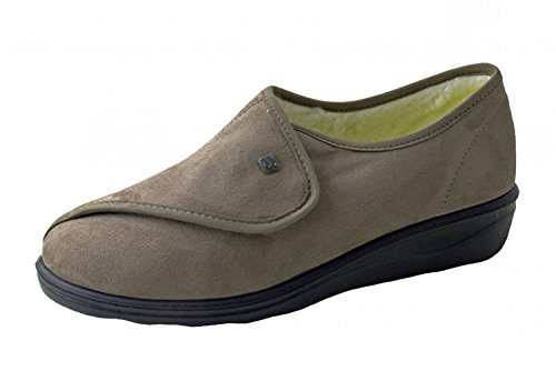 Romika Romisana 105, Chaussons femme Taupe/Beige