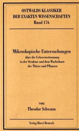 Mikroskopische Untersuchungen (Ostwalds Klassiker der exakten Wissenschaften)